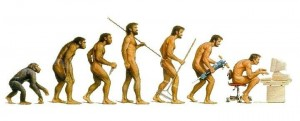 The Evolution of Man's Posture